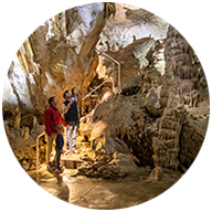 Lewis & Clark Caverns Icon