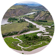 Missouri Headwaters Icon
