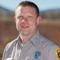 Photo of Park Manager, Colin Maas