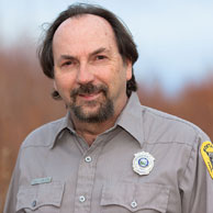 Photo of Park Manager, Dale Carlson
