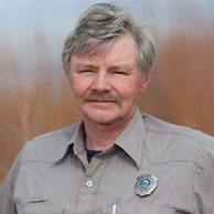 Photo of Park Manager, Dave Andrus