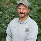 Photo of Park Manager Dave Bennetts
