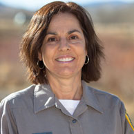 Photo of Park Manager Terri Walters